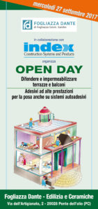 OPEN DAY INDEX